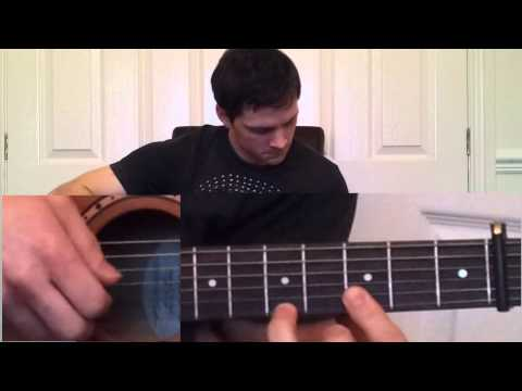 How To Play River Flows In You On Guitar (arranged by Sunga Jung) (guitar lesson / tutorial) Part 2