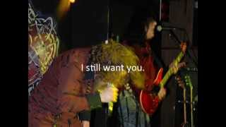 I Still Want You (Music and Lyrics)
