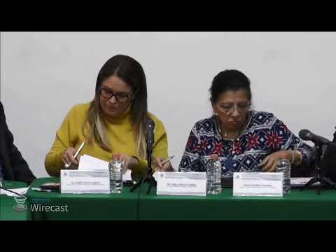Firma de Convenio CDHCM y Congreso de la CDMX