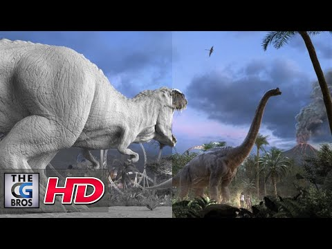 "CGI & VFX Breakdowns: ""IMG Worlds of Adventure"" - by Goodbye Kansas"