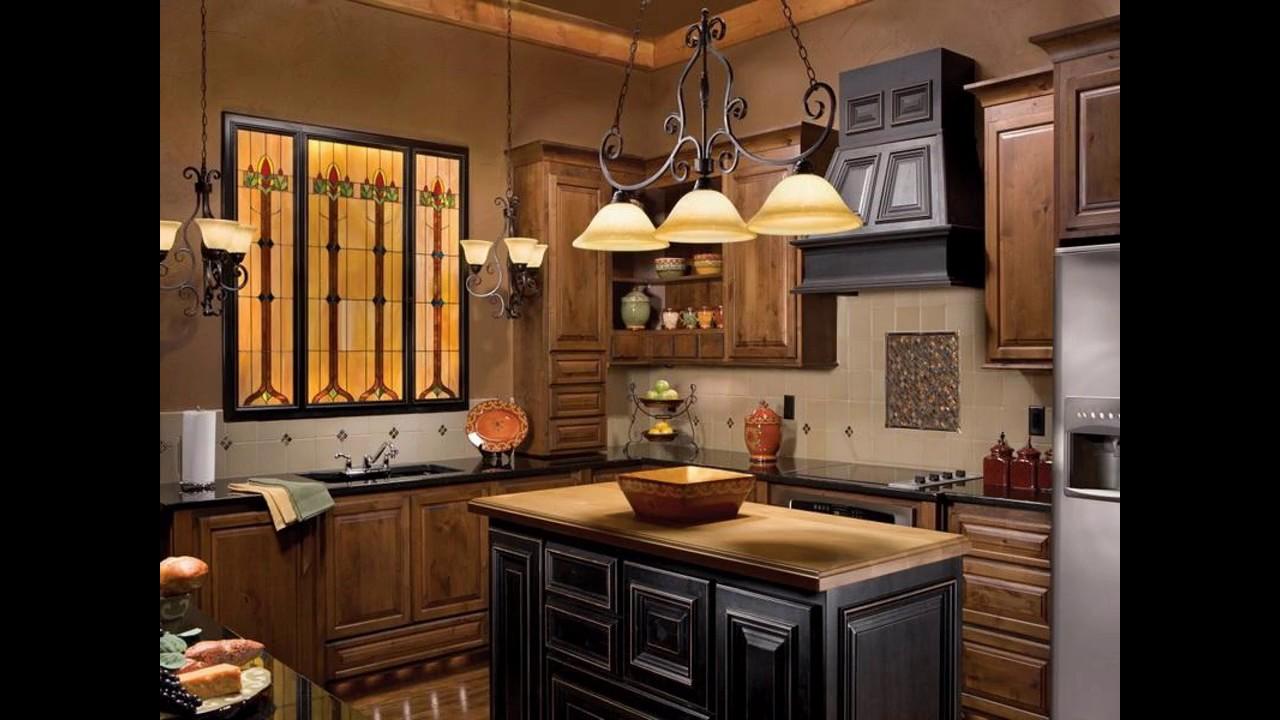 Ideas de diseño de iluminación de cocina pequeña - YouTube - photo#12