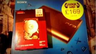 HOW TO GET:Super Slim Ps3 Less Than £200 With 500GB HDD!!!