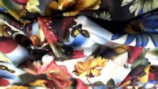 видео Купить шифоновую ткань в интернет