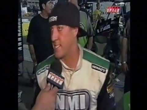 2008 Knoxville Nationals A Main - Speed Broadcast