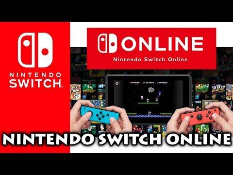 Salvar Em Nuvem, Compartilhar Tela De Jogo E Mais No Sistema Online Do Nintendo Switch