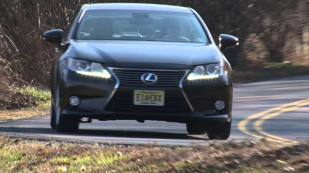 2013 lexus es 300h drive time review with steve hammes youtube. Black Bedroom Furniture Sets. Home Design Ideas