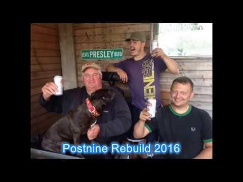 Postnine Rebuild 2016