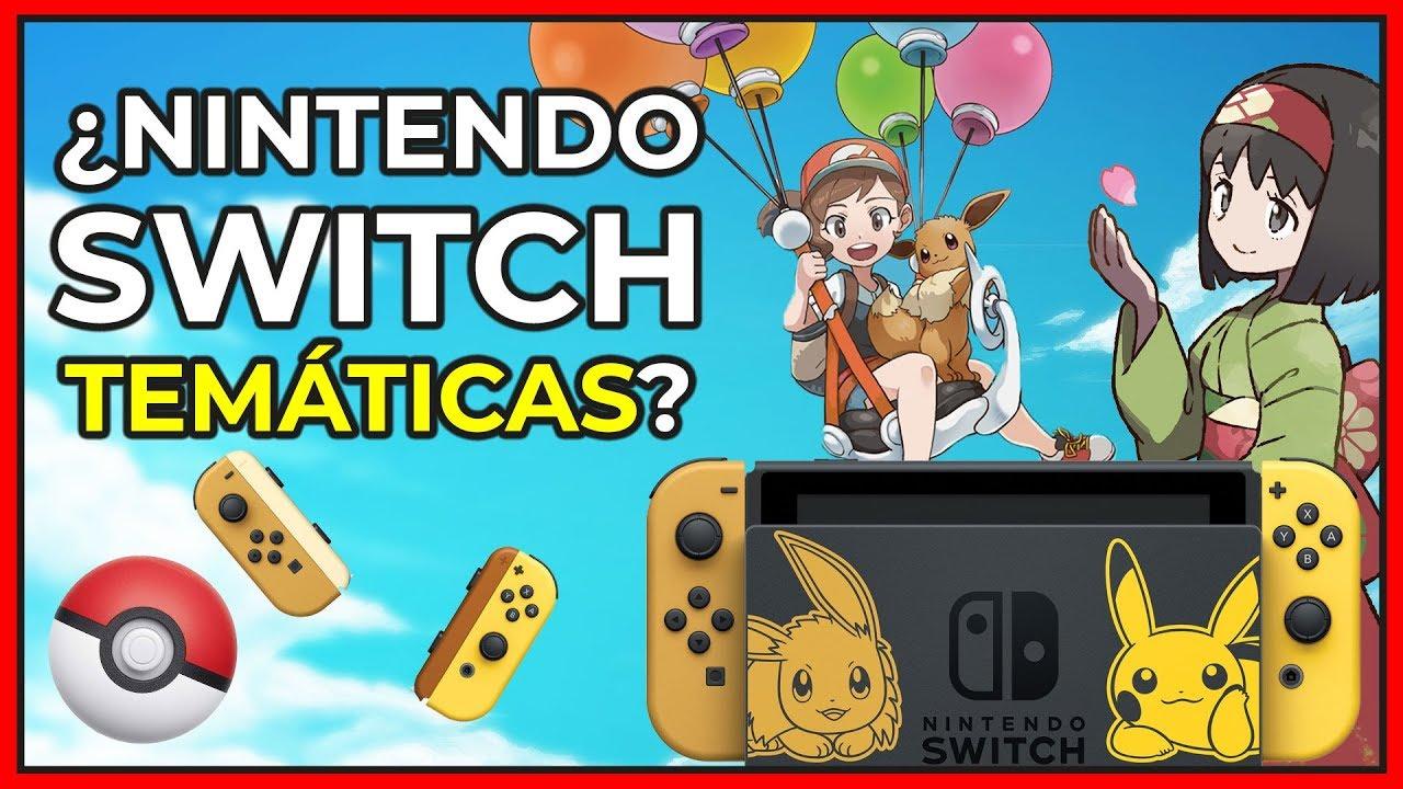 Nueva Nintendo Switch De Pokemon Let S Go Y Detalles Novedades