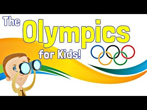 Olympics for Kids | Modern Games and Olympic History