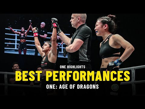 Best Performances | ONE: AGE OF DRAGONS