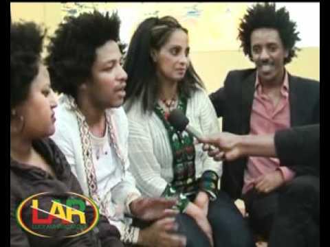 The Ethiopian Dan-Kira dance  groups in London interviewe By Zewdu Mengiste Lucy Radio