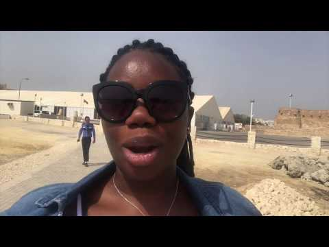 TRAVEL VLOG 1 | Welcome to Bahrain!!!