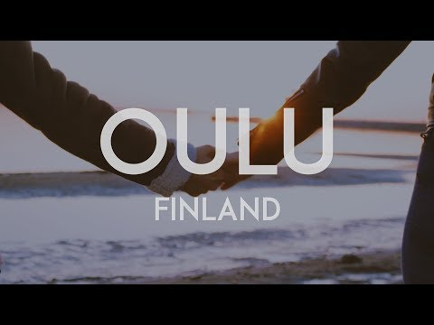 WOW air travel guide application! OULU, Finland