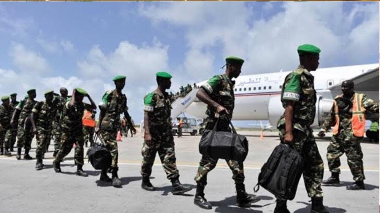Wararka Manta Ciidanka Kenya Ee Somaliya Jooga Oo La Eryay Wadanka Laga  Saaraya