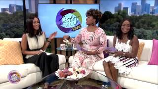 Sister Circle Live | Keri Hilson speaks about her 7-Year Break from Music