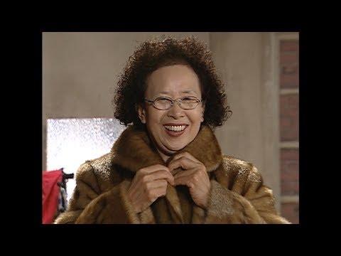 나문희, 밍크코트 사수기! Na Moon-hee, mink stole defend!
