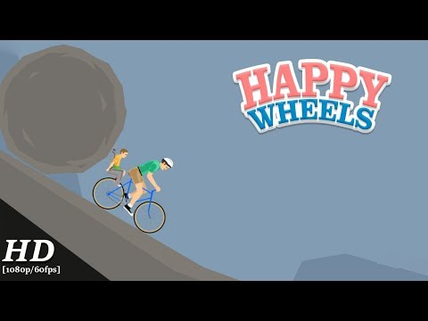 Happy Wheels Android Gameplay