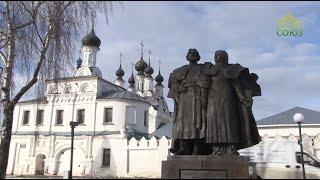 Свято-Троицкий женский монастырь, г. Муром. По святым местам. 3 июня