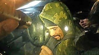 Bodycam Captures Moment Suspect Pulls Gun And Fires Shot at Deputy