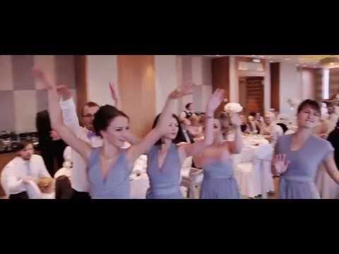 Black Eyed Peas I Gotta Feeling - Best Moscow Wedding Video by ThatONE Event