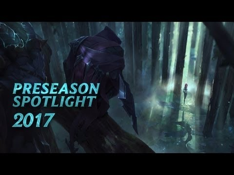 league of legends pre season 7 #0010 Jhin der Hacker !