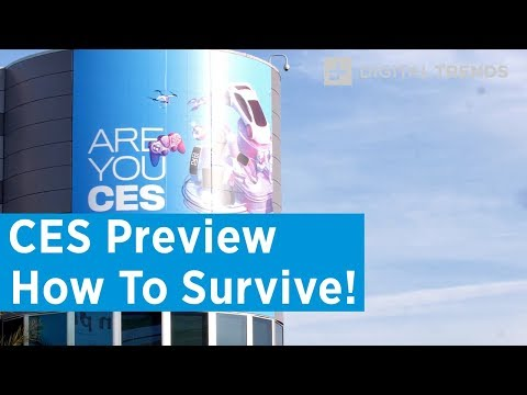 Consumer Electronics Show (CES) – Preview – Digital Trends Live 1.06.20