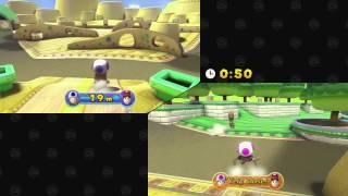 Nintendo Land - Mario Chase