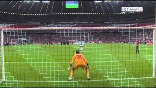 Penalties - AC Milan vs Internacional - 27/07/2011