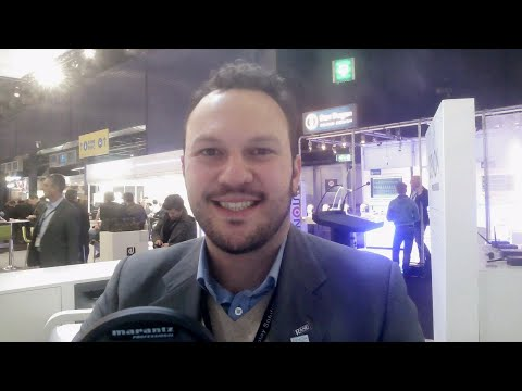Marantz Pro Live from ISE 2019 - DAY 1
