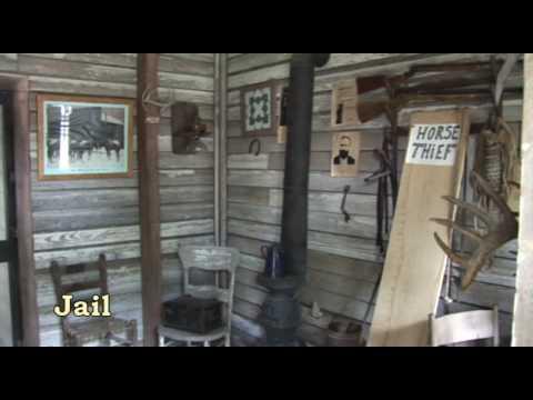 Heritage Village, Woodville TX HD