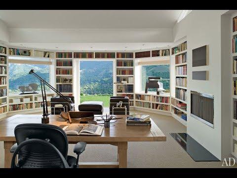 Desain Ruang Perpustakaan Rumah Minimalis Cantik Youtube