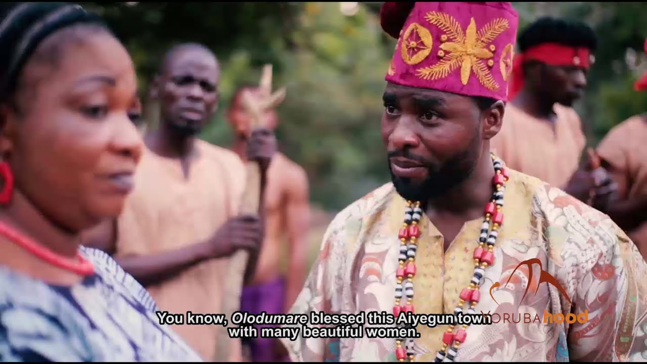 Download Ajodun Eleye Part 2 - Latest Yoruba Movie 2021 Premium Ibrahim Chatta | Afonja Olaniyi | Mo Bimpe