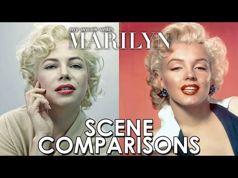 My Week with Marilyn (2011) - scene comparisons