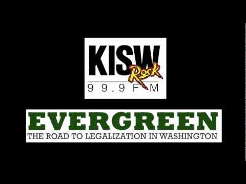 EVERGREEN producers on The Men's Room KISW 99.9FM talking legal pot, Sonicsgate and climbing K2