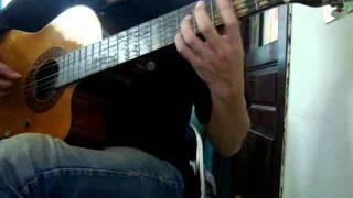 Sao em nỡ vội lấy chồng (guitar classic)