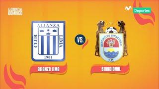 La Carne del Domingo: Alianza Lima 2-0 Binacional | *PREVIA, RESUMEN Y POST FINAL*