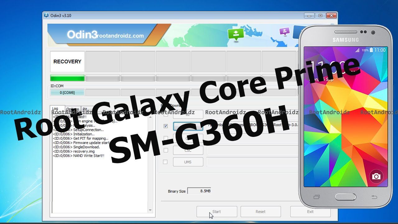 Root Galaxy Core Prime SM-G360H [ Root + Recovery ] - YouTube | 1280 x 720 jpeg 146kB