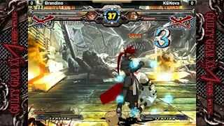 FFVI: Guilty Gear Accent Core +R - Top 6 (1/2)