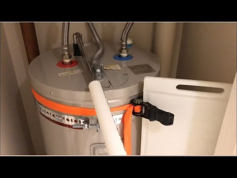How To Remove A Seized Hot Water Heater Anode Rod