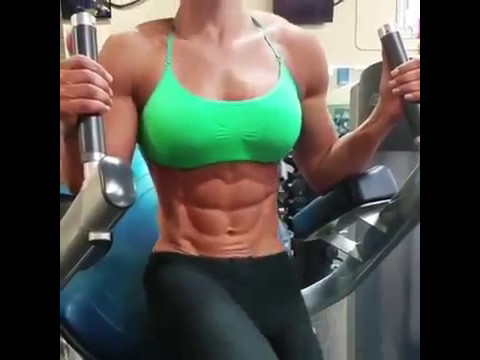 how to get sexy abs dannette may