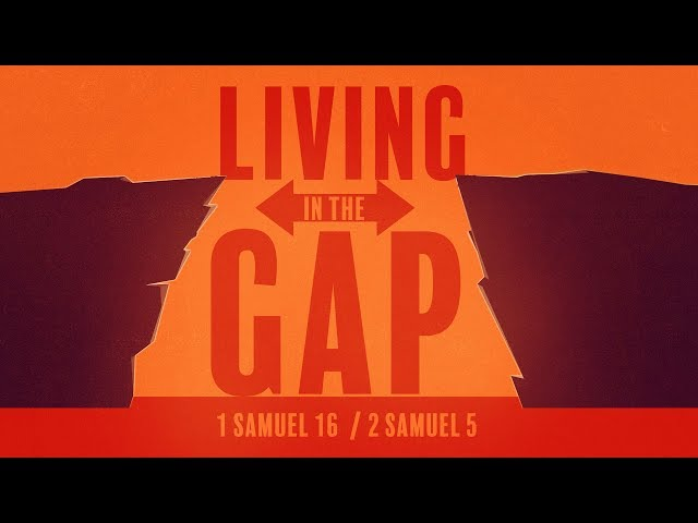Living in the Gap Part 1 with Pastor Brian Clark