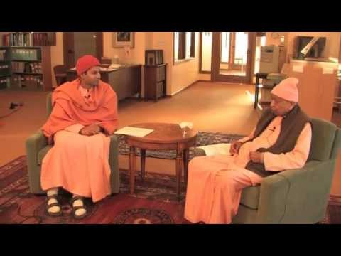 Interview with Swami Prabuddhananda...