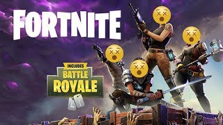 ROYAL VICTORY! I play with THE REGISTERS! FORTNITE Tony Boston