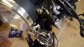 видео Wels Alpha Truespirit 50/110 cc: отзывы и где купить мопед