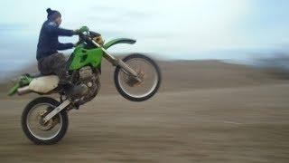 обзор мотоцикла kawasaki klx 250