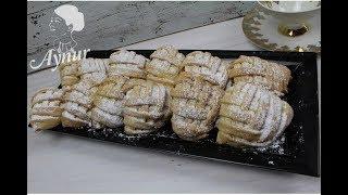 Sunumuyla süper Elmali kafes kurabiye Tarifi