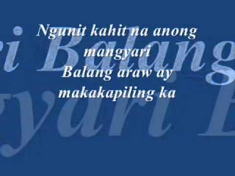 Magkabilang Mundo - Jireh Lim Lyrics