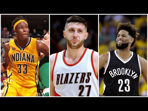 NBA PREDICTIONS 2018!! TOP 5 PLAYERS WHO COULD WIN MOST IMPROVED THIS SEASON!!