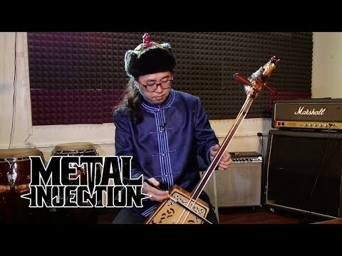 TENGGER CAVALRY's Ancient Mongolian Instruments | Metal Injection