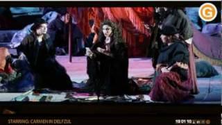 Carmen in Delfzijl  - Carmen in Delfzijl